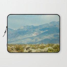 Mountains Above the Brushline (Sierra Nevadas, California) Laptop Sleeve