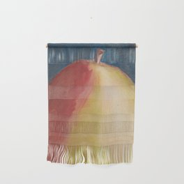 Pear Painting Wall Hanging
