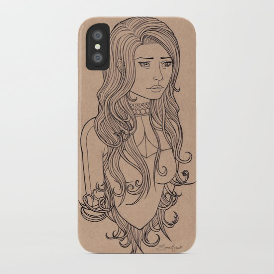 Long Day iPhone Case