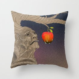 Tantalus Throw Pillow