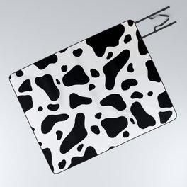 Cow Hide Picnic Blanket