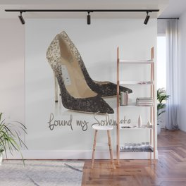 Found My Solemate Wall Mural