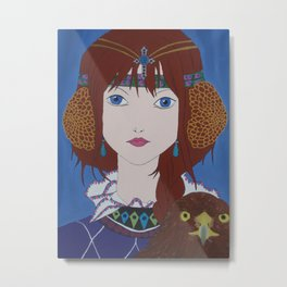 Mary, Queen of Scots Metal Print