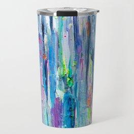 Silver Rain Travel Mug