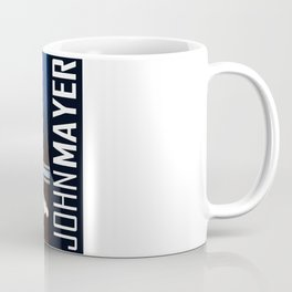 John Mayer Blues Coffee Mug