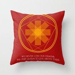 Doctor Strange Avenger Throw Pillow