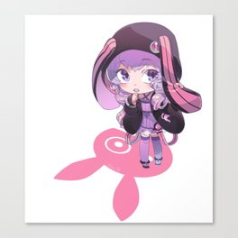 Yuzuki Canvas Print