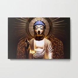 Amitabha Buddha Metal Print
