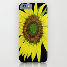 Sunflower painted  Slim Case iPhone 6s