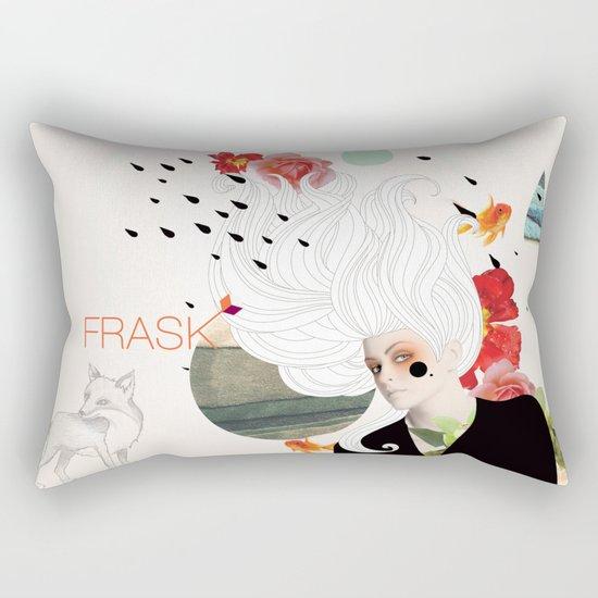 FRASK Collage Rectangular Pillow