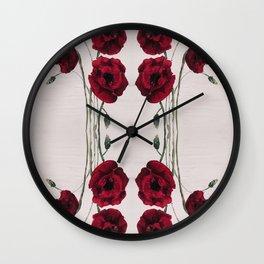 Opium Fantasia Wall Clock