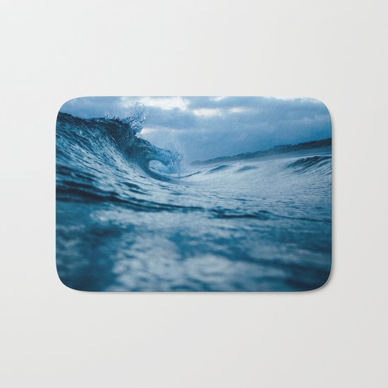 The Tide Always Comes Back Bath Mat