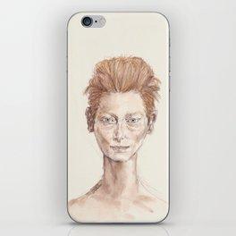 Tilda Swinton Inspiration iPhone Skin