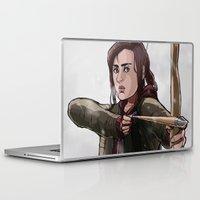 ellie goulding Laptop & iPad Skins featuring ELLIE by яvssia
