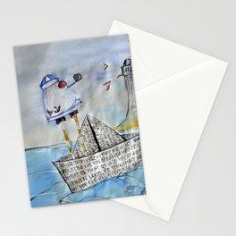 Yo no soy marinero Stationery Cards