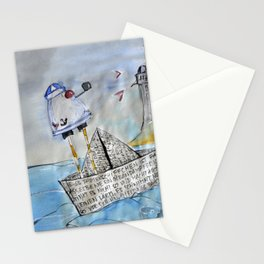 Yo no soy marinero Stationery Cards