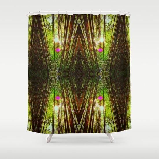 Bambooo Shower Curtain