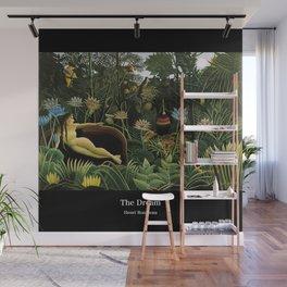 """Henri Rousseau """" The Dream """" Wall Mural"""