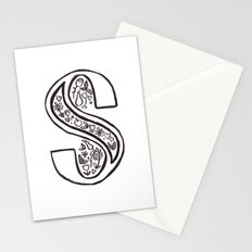 S is for Stationery Cards