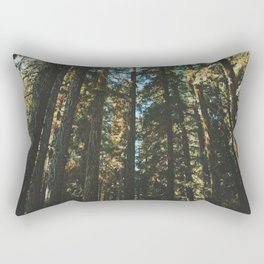 Enchanting Pacific Northwest Rectangular Pillow