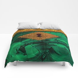 Malachite Box 4 Comforters