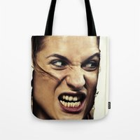 shining Tote Bags featuring Shining by VikaValter