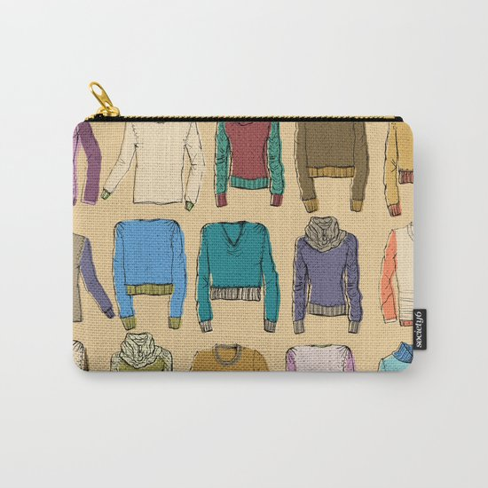 Thanks Grandma! Carry-All Pouch