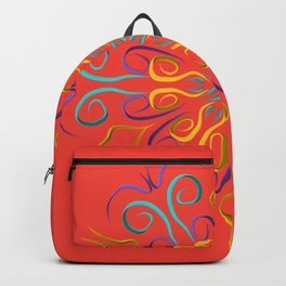 Stronger (Coral) Backpack