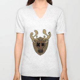 Stupid Deer Unisex V-Neck