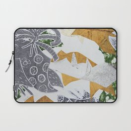 Tropical Toile Laptop Sleeve