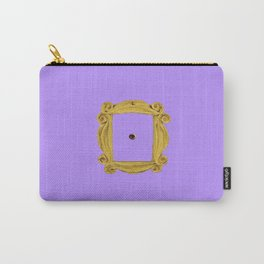 Friends Peephole Carry-All Pouch