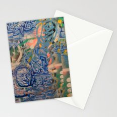 Stone vision Stationery Cards