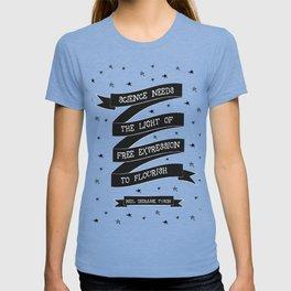 Light [Black] T-shirt