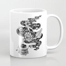 Cosmos Space Music Coffee Mug