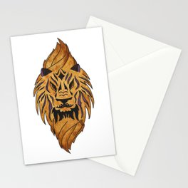 The Lion Stationery Cards