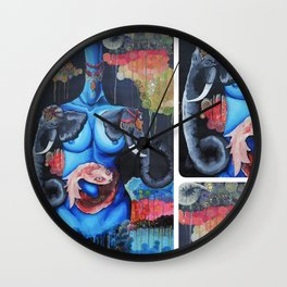 I Am Master Wall Clock