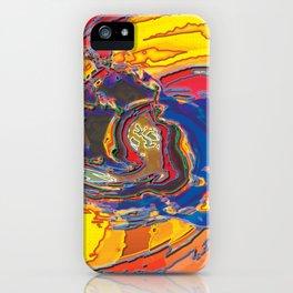 Chromatic, No. 4 iPhone Case