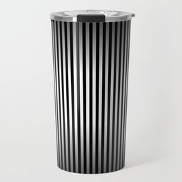 Black and white line #society6 #decor #buyart #artprint Travel Mug