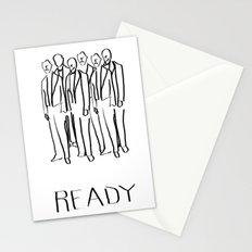 Beautiful Illustration Stationery Cards