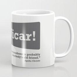 The Vicar Coffee Mug