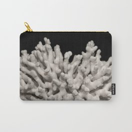 White dried coral branch Carry-All Pouch