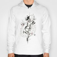 carnival Hoodies featuring Carnival by Ianah Maia