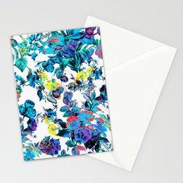 FRACTAL FLORA Stationery Cards