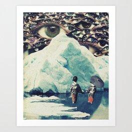 skeye Art Print