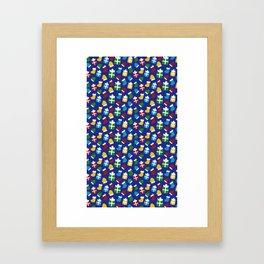Xmas Gifts II Framed Art Print