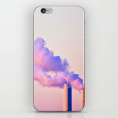 Cotton Candy Clouds iPhone & iPod Skin