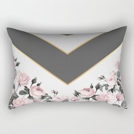 Always beautiful roses Rectangular Pillow
