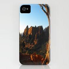 Top Of Merry-Go-Round iPhone (4, 4s) Slim Case