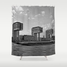 Kranhäuser Cologne Shower Curtain