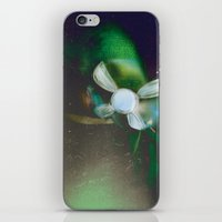 navy iPhone & iPod Skins featuring Navy by Stephano Herrera
